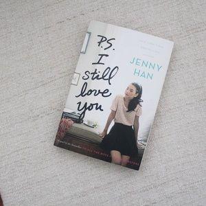 PS. I Still Love You By Jenny Han Paperback Book